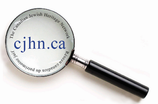 The Canadian Jewish Heritage Network
