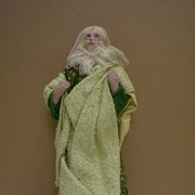 Cover image of JWIC: Dolls for Democracy figurine - Moses. Biography is included.