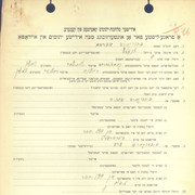 Cover image of BIBERCORD, Isaiah & Abraham - Ukrainian Jewish orphan case file (the file includes a photo)