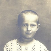 Cover image of CHORIN, Ite - Ukrainian Jewish orphan case file (the file includes a photo)