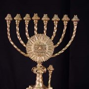 Cover image of Chanukah Menorah