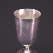 Cover image of Kiddush Cup